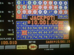 Bigger Payoffs Lead to Bigger Jackpots